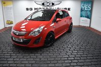 USED 2012 61 VAUXHALL CORSA 1.2 i 16v Limited Edition 3dr (a/c) Low Mileage, Limited Edition,