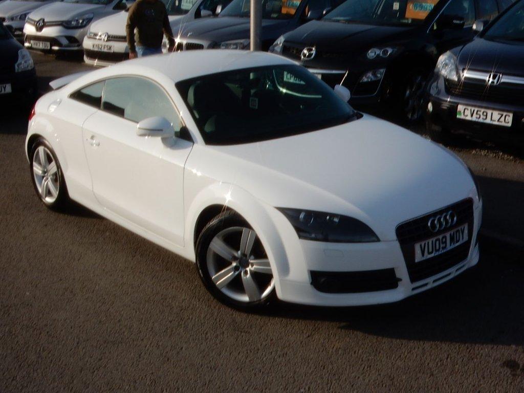 2009 Audi TT Tfsi £6,995
