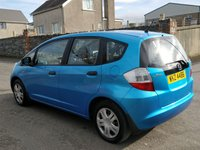 USED 2008 HONDA JAZZ 1.2 I-VTEC S 5d 89 BHP BUY NOW, PAY NOTHING FOR 2 MTH
