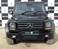 USED 2012 12 MERCEDES-BENZ G-CLASS 5.4 G55 AMG 5d AUTO 500 BHP