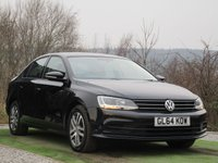USED 2014 64 VOLKSWAGEN JETTA 2.0 SE TDI BLUEMOTION TECHNOLOGY DSG 4d AUTO 109 BHP