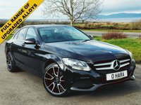 USED 2014 64 MERCEDES-BENZ C CLASS 2.1 C220 BLUETEC SE EXECUTIVE 4d 170 BHP BUY NOW, PAY NOTHING FOR 2 MTH
