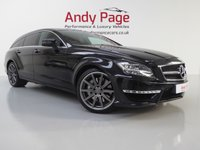 USED 2013 13 MERCEDES-BENZ CLS 5.5 CLS63 AMG EDITION 1 SHOOTING BRAKE 5d AUTO 557 BHP