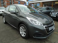 USED 2015 65 PEUGEOT 208 1.2 ACTIVE 3d 82 BHP ONLY 20,000 MILES!