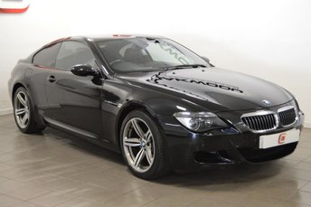 2006 BMW M6 5.0 V10 SMG 501 BHP £17995.00