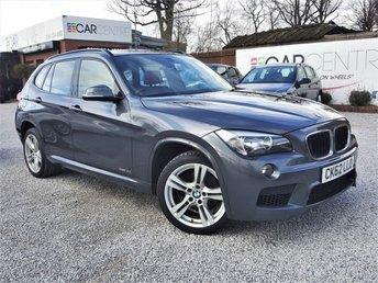 View our 2012 62 BMW X1 2.0 XDRIVE18D M SPORT 5d 141 BHP