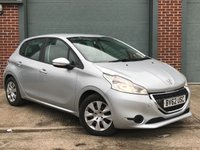 USED 2012 62 PEUGEOT 208 Access Plus 5dr 1.2 WARRANTY INCLUDED, HPI CLEAR
