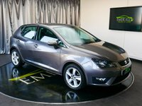 USED 2015 15 SEAT IBIZA 1.2 TSI FR 5d 104 BHP £0 DEPOSIT FINANCE AVAILABLE, AIR CONDITIONING, AUX INPUT, BLUETOOTH CONNECTIVITY, CD/MP3/RADIO, CLIMATE CONTROL, CRUISE CONTROL, LED TAIL LIGHTS, SATELLITE NAVIGATION, STEERING WHEEL CONTROLS, TRIP COMPUTER, TYRE PRESSURE MONITOR