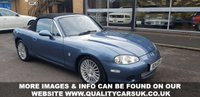 USED 2004 54 MAZDA MX-5 1.8 ARCTIC 2d 220 BHP TURBO CONVERSION model OVER £20,000 SPENT. FULL SERVICE ONLY 17000 MILES FROM NEW!
