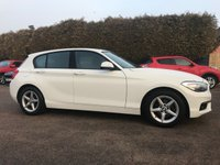 USED 2016 66 BMW 1 SERIES 1.5 116D ED PLUS 5d WITH SAT NAV, ALLOYS AND BLUETOOTH  NO DEPOSIT  PCP/HP FINANCE ARRANGED, APPLY HERE NOW
