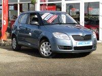 2009 SKODA FABIA 1.6 1 16V TIPTRONIC 5d AUTO 103 BHP £2795.00