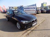 2014 BMW 1 SERIES 2.0 120D SE 3d 181 BHP £8995.00
