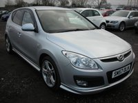 USED 2008 57 HYUNDAI I30 2.0 PREMIUM CRDI 5d 139 BHP Leather - Heated seats - Cambelt changed