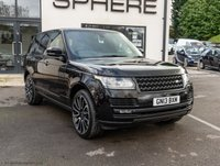 USED 2013 62 LAND ROVER RANGE ROVER 3.0 TDV6 VOGUE SE 5d AUTO 258 BHP