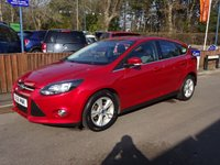 2011 FORD FOCUS 1.6 ZETEC TDCI 5dr, One Owner! £5295.00