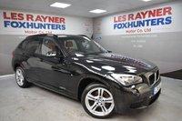 2015 BMW X1 2.0 SDRIVE18D M SPORT 5d 141 BHP £12499.00