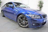2012 BMW 3 SERIES 3.0 325D M SPORT 2d AUTO 202 BHP £SOLD