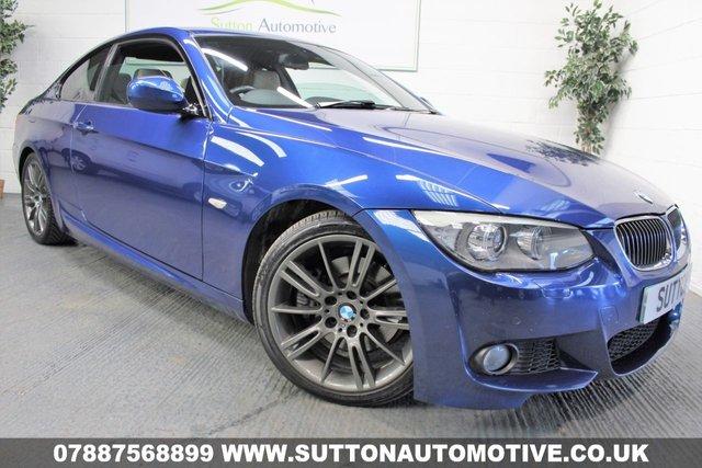 2012 61 BMW 3 SERIES 3.0 325D M SPORT 2d AUTO 202 BHP