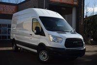 2014 FORD TRANSIT 2.2 350 H/R P/V 1d 124 BHP £9299.00