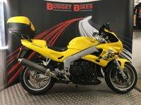 2002 TRIUMPH SPRINT 955cc SPRINT RS  £2190.00