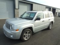 2008 JEEP PATRIOT 2.0 SPORT CRD 5d 139 BHP £2491.00