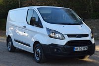 USED 2015 65 FORD TRANSIT CUSTOM 2.2 290 LR P/V 5d 124 BHP