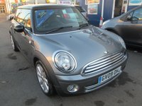 2009 MINI HATCH COOPER 1.6 COOPER GRAPHITE 3d 118 BHP £4295.00