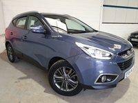 2014 HYUNDAI IX35 1.7 SE CRDI 5d 114 BHP £10000.00