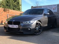 USED 2014 BMW 3 SERIES 3.0 330D M SPORT 4d AUTO 255 BHP ++ OUTSTANDING EXAMPLE ++