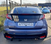 USED 2016 65 HONDA CIVIC 1.6 I-DTEC SPORT 5d 118 BHP 0% Deposit Plans Available even if you Have Poor/Bad Credit or Low Credit Score, APPLY NOW!