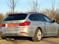 USED 2013 13 BMW 3 SERIES 2.0 318D SPORT TOURING AUTO 141 BHP 5DR ESTATE +MEDIA+F/S/H+ ONLY 47K+