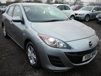 USED 2010 10 MAZDA 3 1.6 TS D 5d 109 BHP 1 Previous owner - Recent service and mot