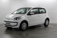 2014 VOLKSWAGEN UP 1.0 MOVE UP 5d AUTO 59 BHP £SOLD
