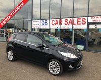 USED 2009 59 FORD FIESTA 1.4 TITANIUM 5d 96 BHP NO DEPOSIT AVAILABLE, DRIVE AWAY TODAY!!