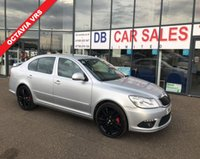 USED 2010 10 SKODA OCTAVIA 2.0 VRS TDI CR 5d 170 BHP NO DEPOSIT AVAILABLE, DRIVE AWAY TODAY!!