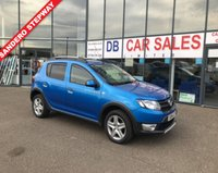 USED 2014 64 DACIA SANDERO 1.5 STEPWAY AMBIANCE DCI 5d 90 BHP NO DEPOSIT AVAILABLE, DRIVE AWAY TODAY!!