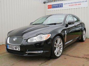 2011 JAGUAR XF 3.0 V6 S PREMIUM LUXURY 4d AUTO 275 BHP £7995.00