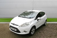USED 2012 12 FORD FIESTA 1.2 ZETEC 3d 81 CAT S (C) LOW MILES/NICE CAR- CAT S FULLY REPAIRED NEW MOT.