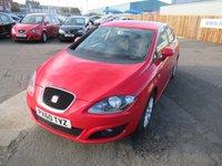 2010 SEAT LEON 1.2 SE TSI 5d 103 BHP £4495.00