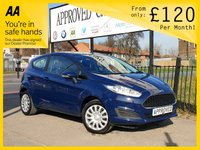 2016 FORD FIESTA 1.2 STYLE 3d 59 BHP £6995.00