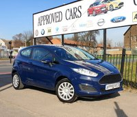 USED 2016 16 FORD FIESTA 1.2 STYLE 3d 59 BHP 0% Deposit Plans Available even if you Have Poor/Bad Credit or Low Credit Score, APPLY NOW!