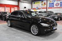 2012 BMW 3 SERIES 2.0 320D LUXURY 4d AUTO 184 BHP £10795.00
