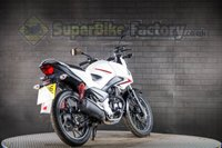 USED 2016 16 HONDA CB125 - NATIONWIDE DELIVERY, USED MOTORBIKE. GOOD & BAD CREDIT ACCEPTED, OVER 600+ BIKES IN STOCK