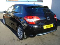 USED 2012 12 CITROEN C4 1.6 EXCLUSIVE HDI 5d 110 BHP