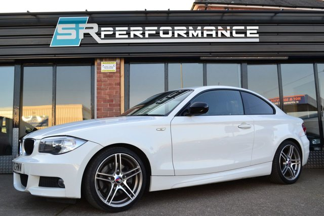2012 12 BMW 1 SERIES 2.0 123D SPORT PLUS EDITION 2d 202 BHP