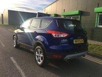 USED 2015 15 FORD KUGA 2.0 ZETEC TDCI 5 DOOR SUV, ONLY 20,000 MILES