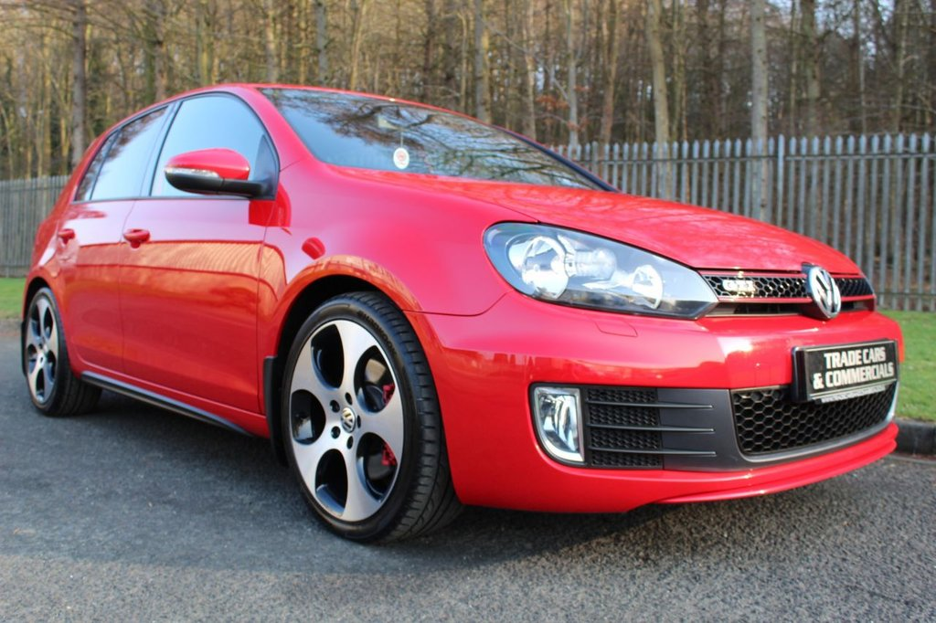 USED 2011 11 VOLKSWAGEN GOLF 2.0 GTI DSG 5d AUTO 210 BHP A BEAUTIFUL LOW MILEAGE GOLF GTI WITH GREAT SPECIFICATION