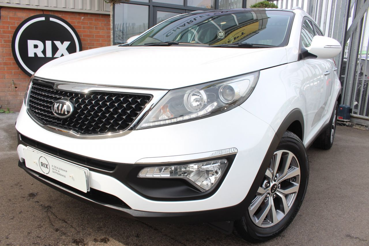 Used KIA SPORTAGE for sale