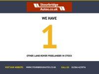 USED 2010 60 LAND ROVER FREELANDER 2.2 TD4 GS 5d 150 BHP