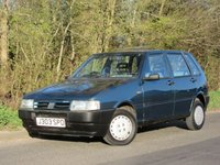 USED 1992 J FIAT UNO 1.4 70 IE SELECTA 5d 72 BHP